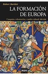 Papel LA FORMACION DE EUROPA. CONQUISTA, CIVILIZAC