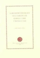 Papel La Reconstrucción Del Sur En La Narrativa De George W. Cable Y Thomas N. Page
