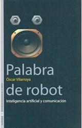 Papel Palabra de robot