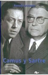 Papel Camus y Sartre