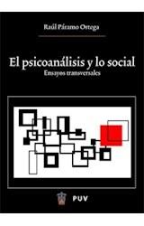 Papel EL PSICOANALISIS Y LO SOCIAL : ENSAYOS TRANSVERSALES