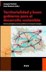 Papel Territorialidad y buen gobierno para el desarrollo sostenible