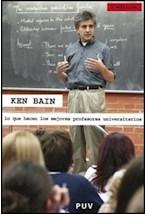 Papel Lo Que Hacen Los Mejores Profesores Universitarios