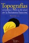Papel Topografías Extranjeras Y Exóticas Del Amor En La Literatura Francesa