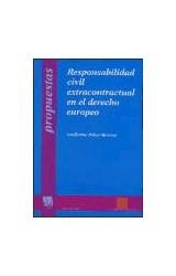 Papel Responsabilidad civil extracontractual en el derecho europeo
