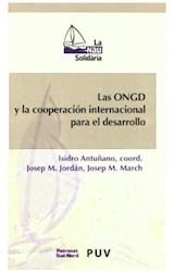 Papel Las ONGD y la cooperación internacional para el desarrollo
