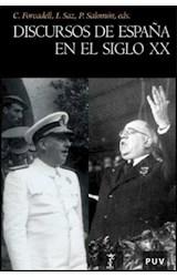 Papel DISCURSOS DE ESPAÑA EN EL SIGLO XX
