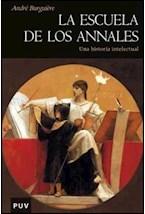 Papel LA ESCUELA DE LOS ANNALES