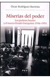 Papel MISERIAS DEL PODER