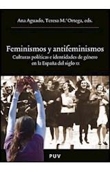 Papel FEMINISMOS Y ANTIFEMINISMOS