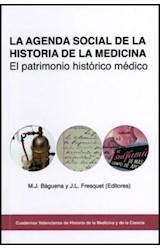 Papel La agenda social de la historia de la medicina