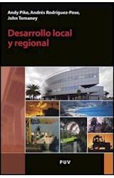 Papel Desarrollo local y regional