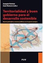 E-book Territorialidad y buen gobierno para el desarrollo sostenible