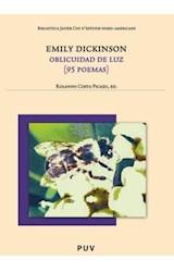 Papel OBLICUIDAD DE LUZ (95 POEMAS)