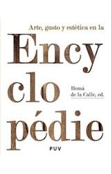 E-book Arte, gusto y estética en la Encyclopédie