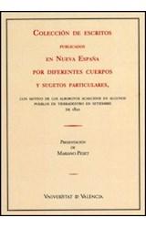 E-book Colección de escritos publicados en Nueva España por diferentes cuerpos y sugestos particulares