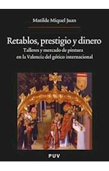 E-book Retablos, prestigio y dinero