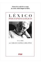 E-book Léxico psico(pato)lógico en la obra de Carlos Castilla del Pino