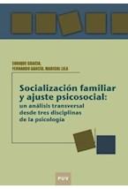 E-book Socialización familiar y ajuste psicosocial