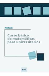E-book Curso básico de matemáticas para universitarios