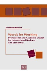 E-book Words for working