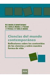 E-book Ciencias del mundo contemporáneo