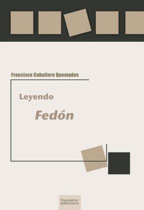 E-book Leyendo Fedón