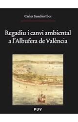 E-book Regadiu i canvi ambiental a l'Albufera de València