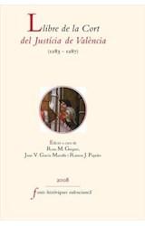 E-book Llibre de la Cort del Justícia de València