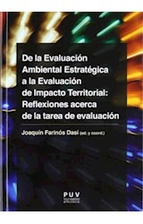 Papel De La Evaluación Ambiental Estratégica A La Evaluación De Impacto Territorial