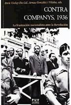 Papel CONTRA COMPANYS, 1936