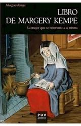Papel LIBRO DE MARGERY KEMPE