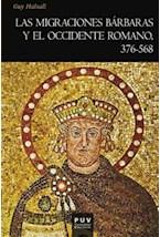 Papel LAS MIGRACIONES BARBARAS Y EL OCCIDENTE ROMANO, 376-568