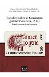 E-book Estudios sobre el cancionero general (Valencia, 1511)