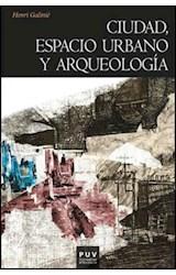 E-book Ciudad, espacio urbano y arqueología