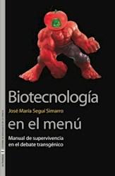Papel Biotecnología En El Menú