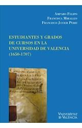 E-book Estudiantes y Grados en la Universidad de Valencia (1650-1707)