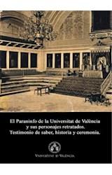 E-book El paraninfo de la Universitat de València y sus personajes retratados