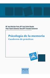 Papel PSICOLOGIA DE LA MEMORIA