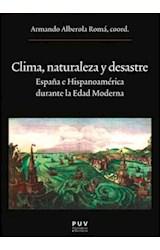 E-book Clima, naturaleza y desastre