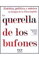 E-book Estética, política y música en tiempos de la «Encyclopédie»