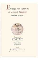 E-book Els registres notarials de Miquel Llagària