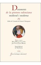 E-book Documents de la pintura valenciana medieval i moderna. IV