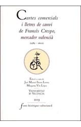 E-book Cartes comercials i lletres de canvi de Francés Crespo, mercader valencià (1585-1601)