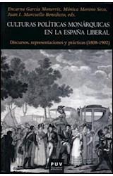 E-book Culturas políticas monárquicas en la España liberal
