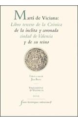 E-book Libro tercero de la Crónica de la ínclita y coronada ciudad de Valencia y de su reino