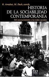 Papel HISTORIA DE LA SOCIABILIDAD CONTEMPORANEA