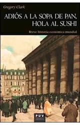 Papel ADIOS A LA SOPA DE PAN, HOLA AL SUSHI