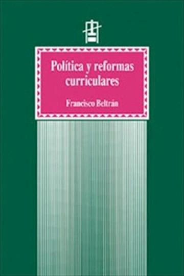 E-book Política Y Reformas Curriculares