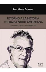 E-book Retorno a la historia literaria norteamericana